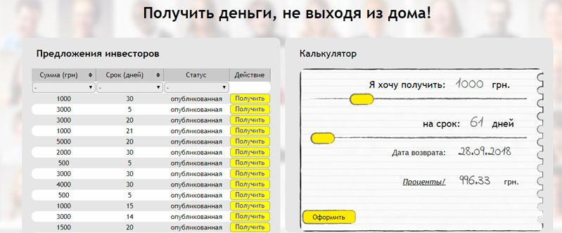 Программы для клиентов ПОЗИЧАЙко
